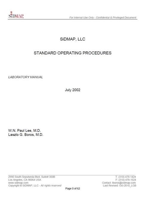 standard_procedures